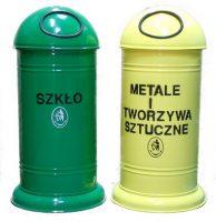 Jakie wybrać pojemniki do segregacji śmieci?
